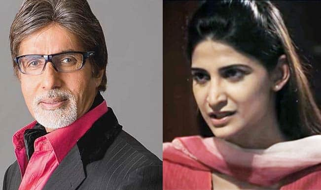 Amitabh Bachchan made 'Yudh' so much easier, says Aahana Kumra