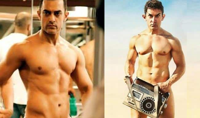 Naked Aamir Khan on PK poster: Will 'Mr Perfectionist' show off his butt?