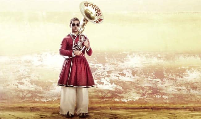 Aamir Khans second poster of PK released