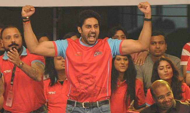 Abhishek Bachchan in film on kabaddi?
