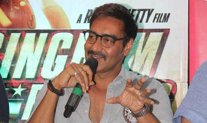 'Singham' series is like superhero films: Ajay Devgn