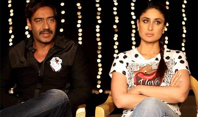 Ajay Devgn and Kareena Kapoor Khan on working with Yo Yo Honey Singh: Watch video!