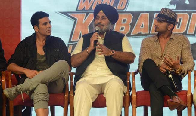 World Kabaddi League 2014 to host premiere of Akshay Kumar's 'Entertainment' in London