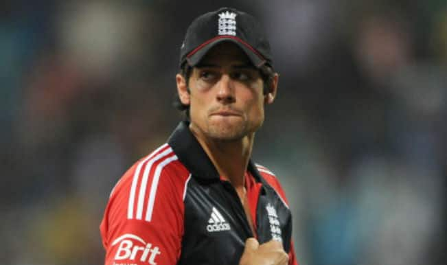 Alastair Cook disappointed by 'so-called friend' Graeme Swann's criticism