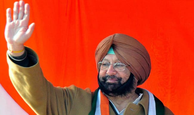 Amarinder objects to Badal's plan to 'unfurl flag' at Patiala
