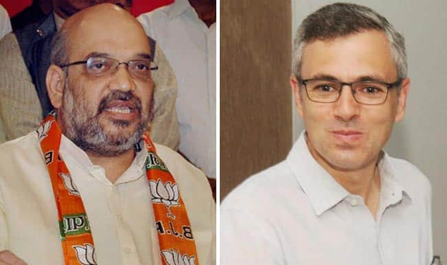 National Conference attacks Amit Shah for his dynastic politics jibe