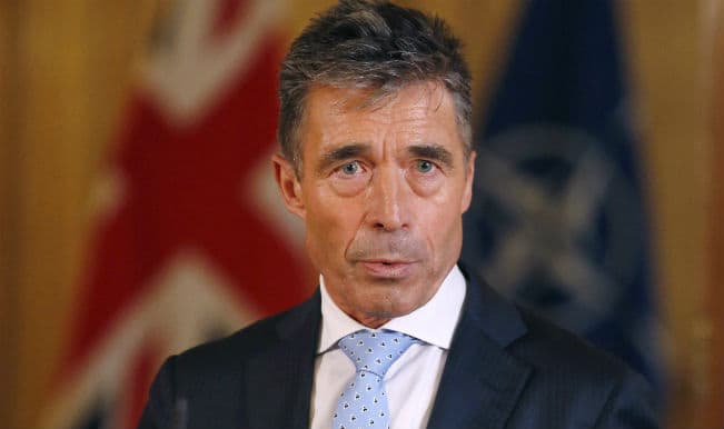 NATO chief condemns Russian aid convoy entry into Ukraine