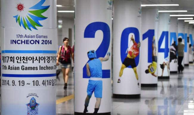 Top athletes set for Asian Games selection trials