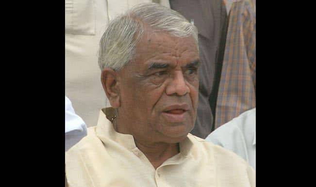 Vyapam scam: Madhya Pradesh Home Minister Babulal Gaur has no objection with CBI inquiry