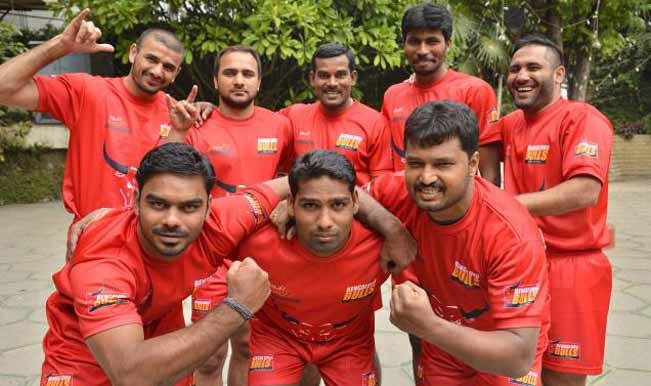 Pro Kabaddi League: Sensational U Mumba beats Bengaluru Bulls