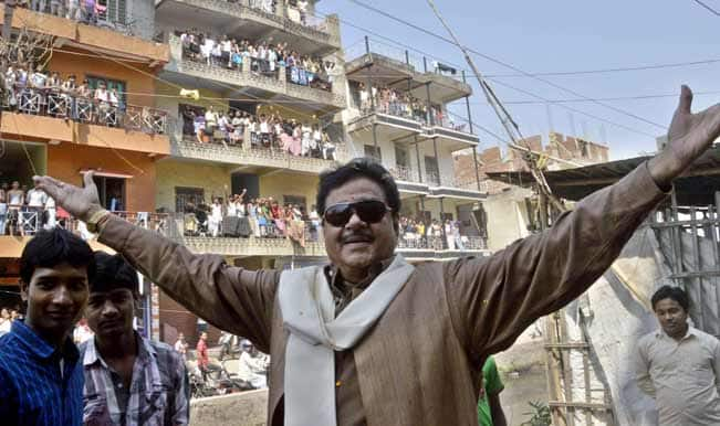Shatrughan Sinha expresses hope to become minister