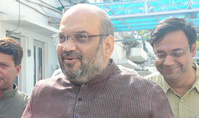 Amit Shah hits out at Congress, Hooda as he launches BJP campaign in Haryana