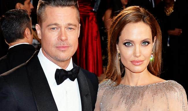 Angelina Jolie and Brad Pitt are a married couple, finally!
