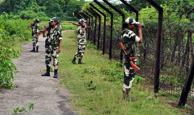 Pakistan carries out cease fire for the eighth time at BSF posts