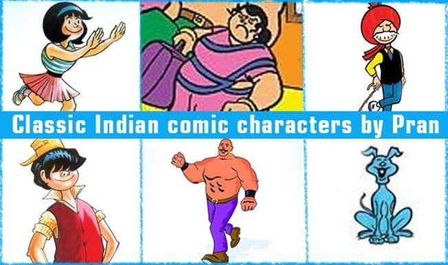 Chacha Chaudhary creator Pran no more: Top 6 characters by the Walt Disney of India