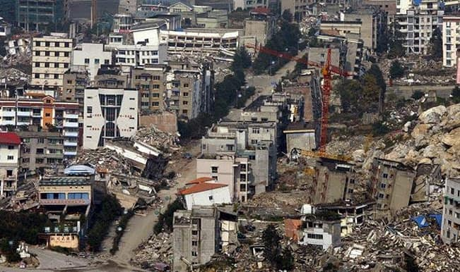 Zhaotong China  city images : China earthquake: 150 people dead | Latest News & Gossip on Popular ...
