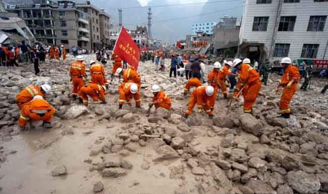 Rainstorms, floods kill 27 in China