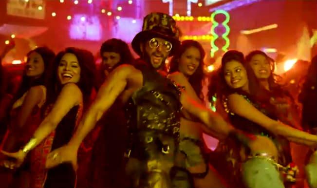 Ranveer Singh disappoints with Manchow Rap as Ranveer Ching!