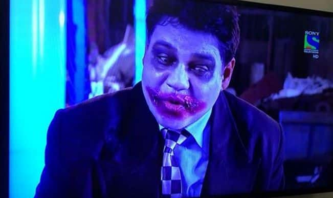 Hilarious: CID presents Batman villain The Joker in its unique style