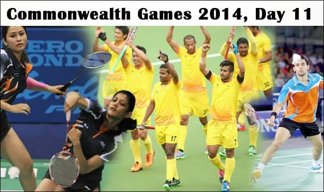 Commonwealth Games 2014 Day 11