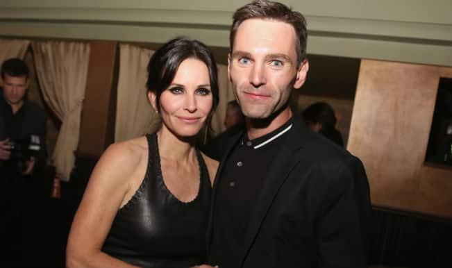 Courteney Cox to tied the knot in Ireland?