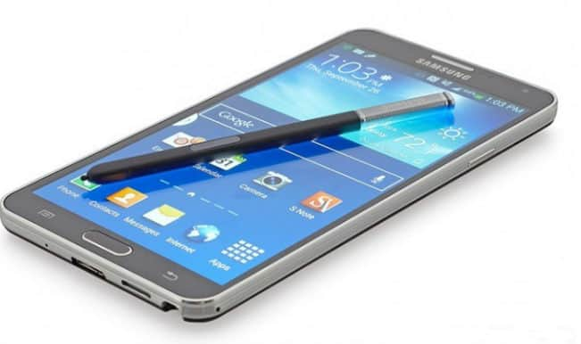 Samsung Galaxy Note 4 to have new metal design