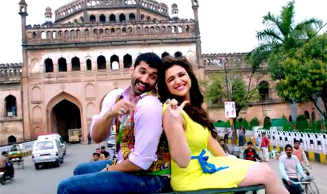 Daawat-e-Ishq song Rangreli: Parineeti Chopra and Aditya Roy Kapur look peppy and colourful