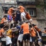 17 injured during 'Dahi Handi' festival