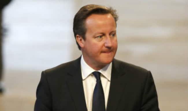 British PM David Cameron warns of military action in Iraq that could evoke terror in UK