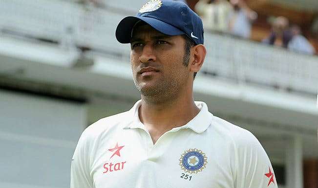 India vs England Third Test, 2014: MS Dhoni says, hope getting out after a start doesn't become a habit