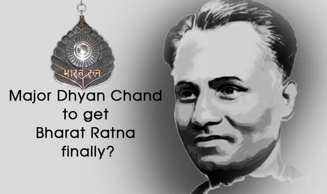 Bharat Ratna row: Home ministry recommends Dhyan Chand for highest civilian award