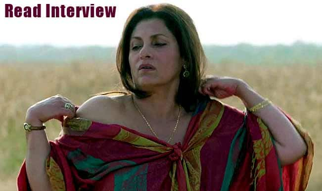 Dimple Kapadia: 'Finding Fanny' has a brilliant script