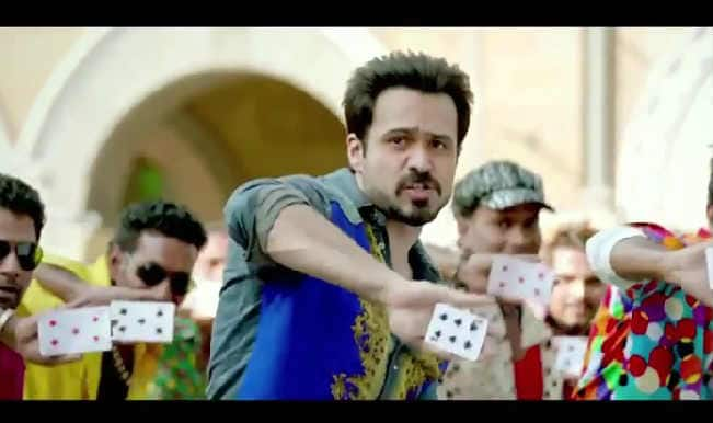 Raja Natwarlal song Dukki Tikki making: Emraan Hashmi attempts a tapori dance for his fans!