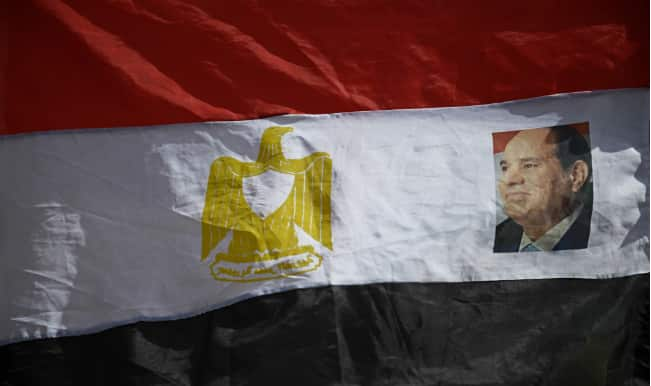 Egypt holds funerals for at least 21 soldiers killed in Sinai