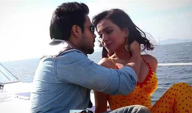 Imran Hashmi Kiss Song