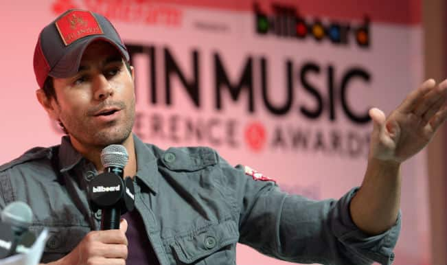 Enrique Iglesias all set to perform in Egypt