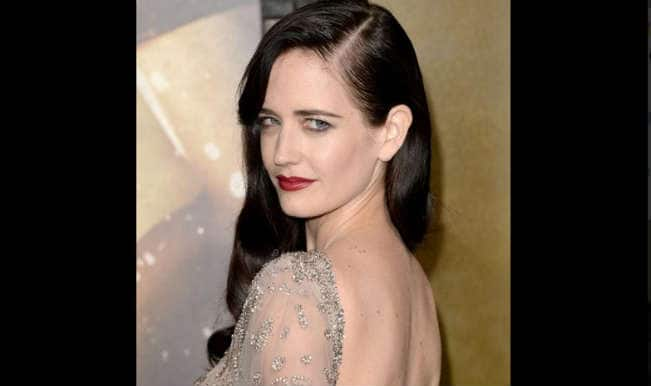 Eva Green finds movie business 'cold'