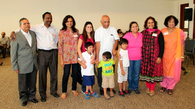 'Desi Grandparents Day' Event Promotes Bonding and TLC