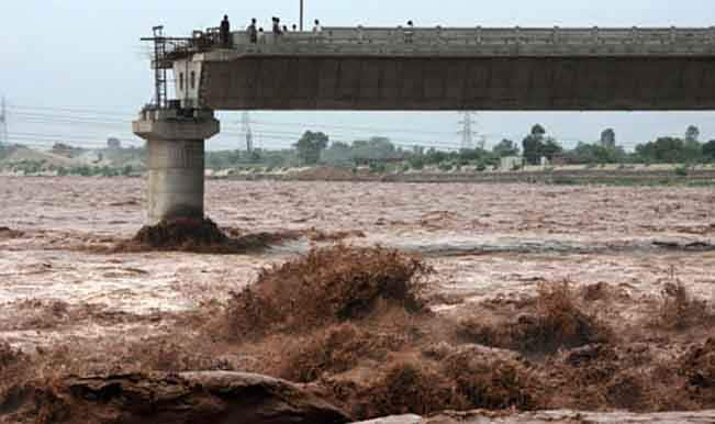 Woman killed, villages inundated as floods hit life in Jammu