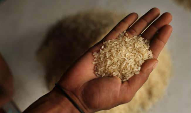 Non-basmati rice up on increased demand
