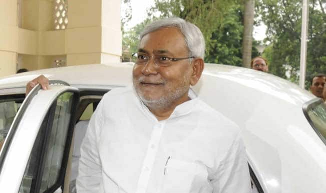 Nitish Kumar lends his support to students protesting against CSAT