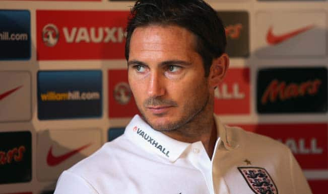 Chelsea legend Frank Lampard joins Manchester City on loan