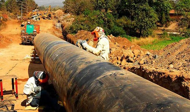 BMC Repairs Water Pipeline on JVL Road, Supply to Western Suburbs to be Restored Today