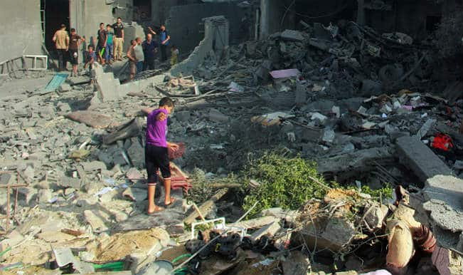 Israel-Palestine conflict: Nine persons killed in Gaza after seven-hour ceasefire