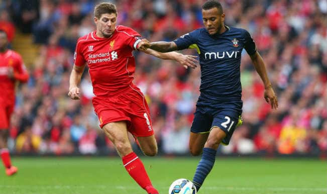 Liverpool vs Southampton Live Updates, Barclays Premier League 2014-2015: Liverpool win 2-1 Southampton, Daniel Sturridge scores winner