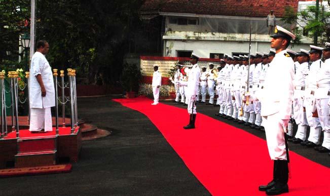 Maharashtra cabinet bids farewell to Sankaranarayanan