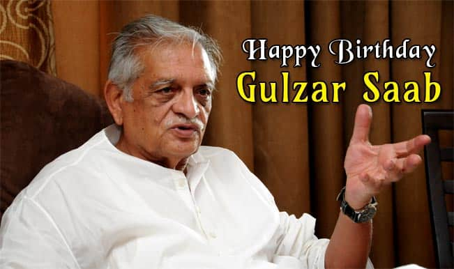 Gulzar Birthday Special: Listen to classic hit songs of Gulzar Saab