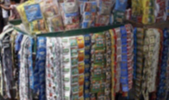 Gutkha worth Rs. 28 lakh confiscated, three arrested