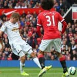 Manchester United vs Swansea Match Report: No swansong against Swansea…