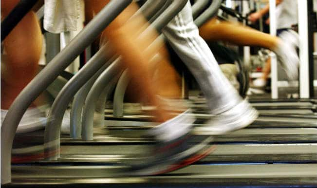 Fitness app games no substitute for actual exercise